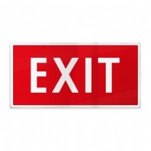 Exit rosso