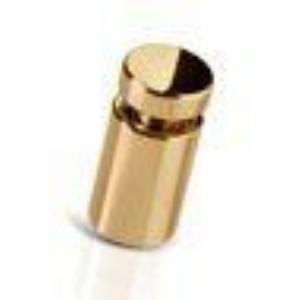 n.2 fori con n.2 Distanziali Gold